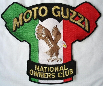 MGNOC Logo Club Patch